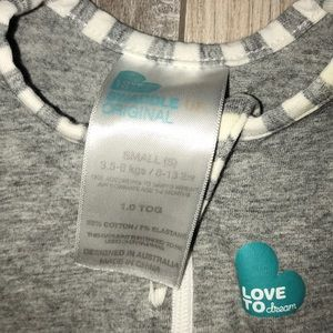 Pajamas - Small/ Love to dream swaddle up